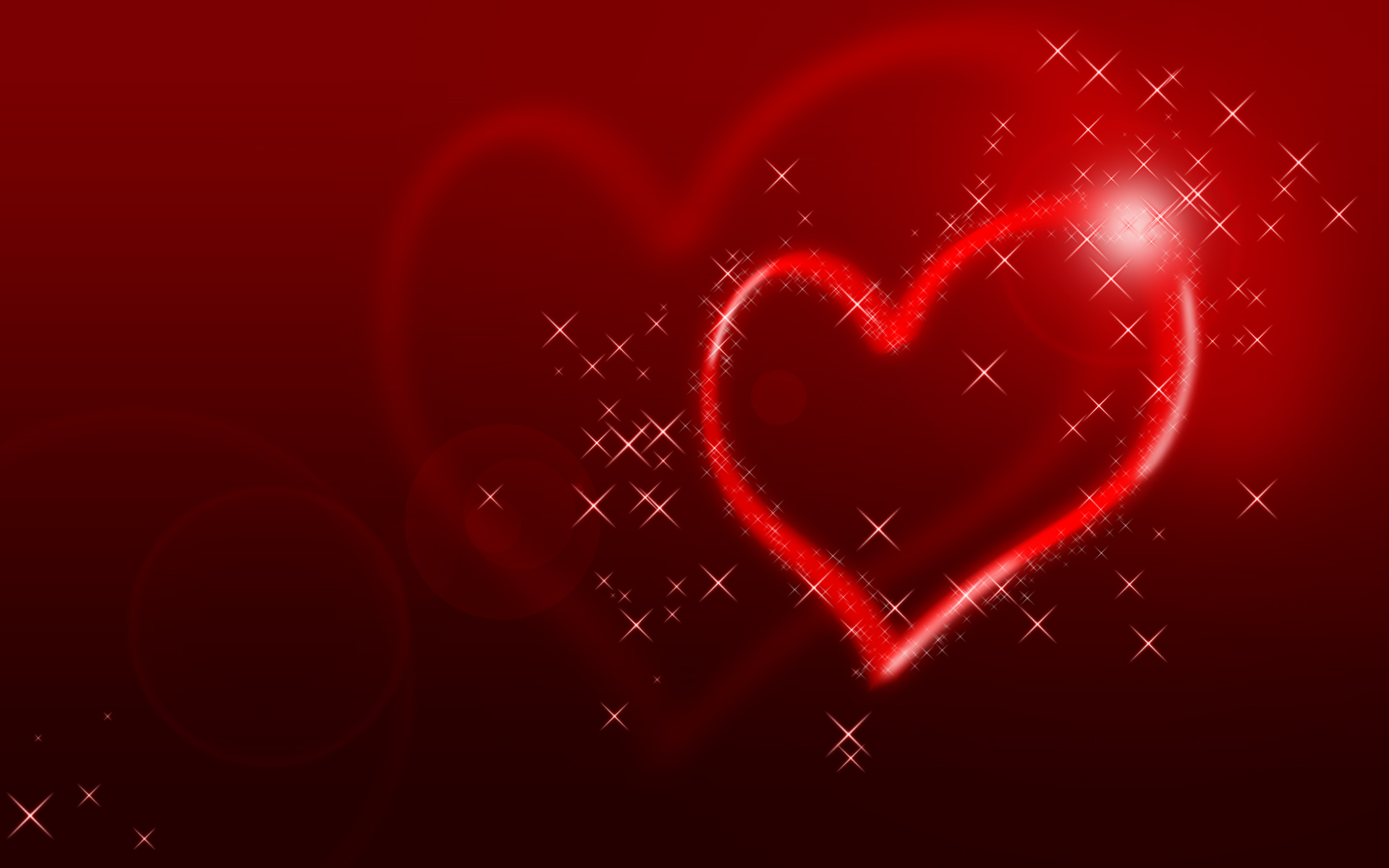 Glittering Heart Wallpapers  HD Wallpapers