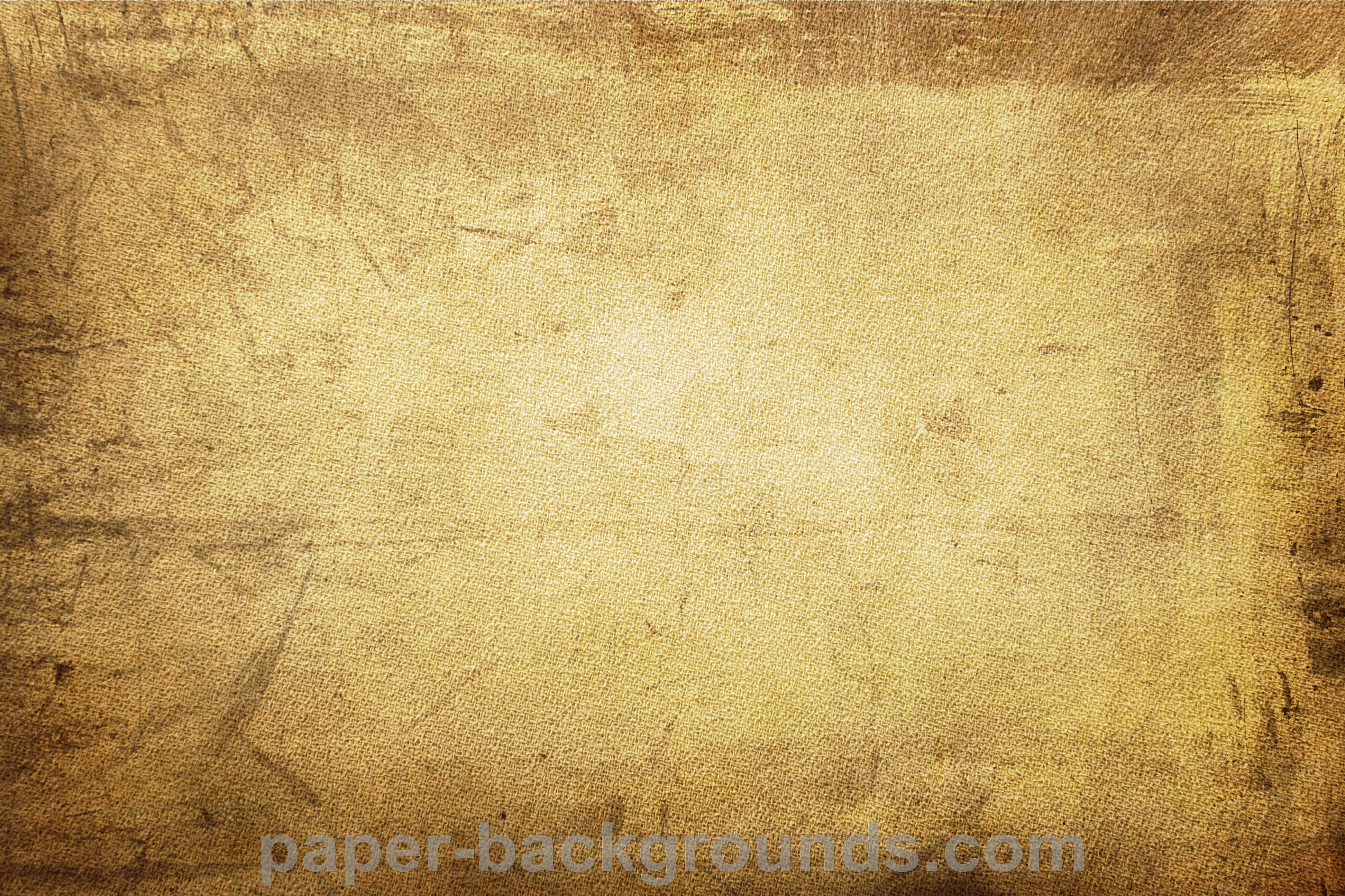 Paper Backgrounds  Yellow Vintage Fabric Texture Background #3776