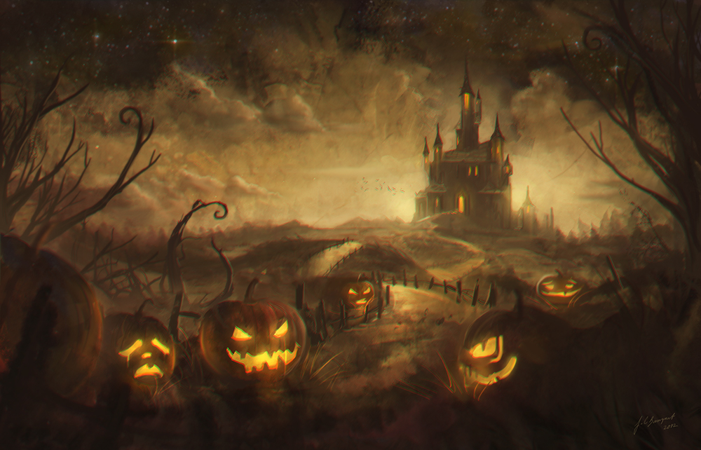Halloween Background Powerpoint Backgrounds For Free Powerpoint Templates