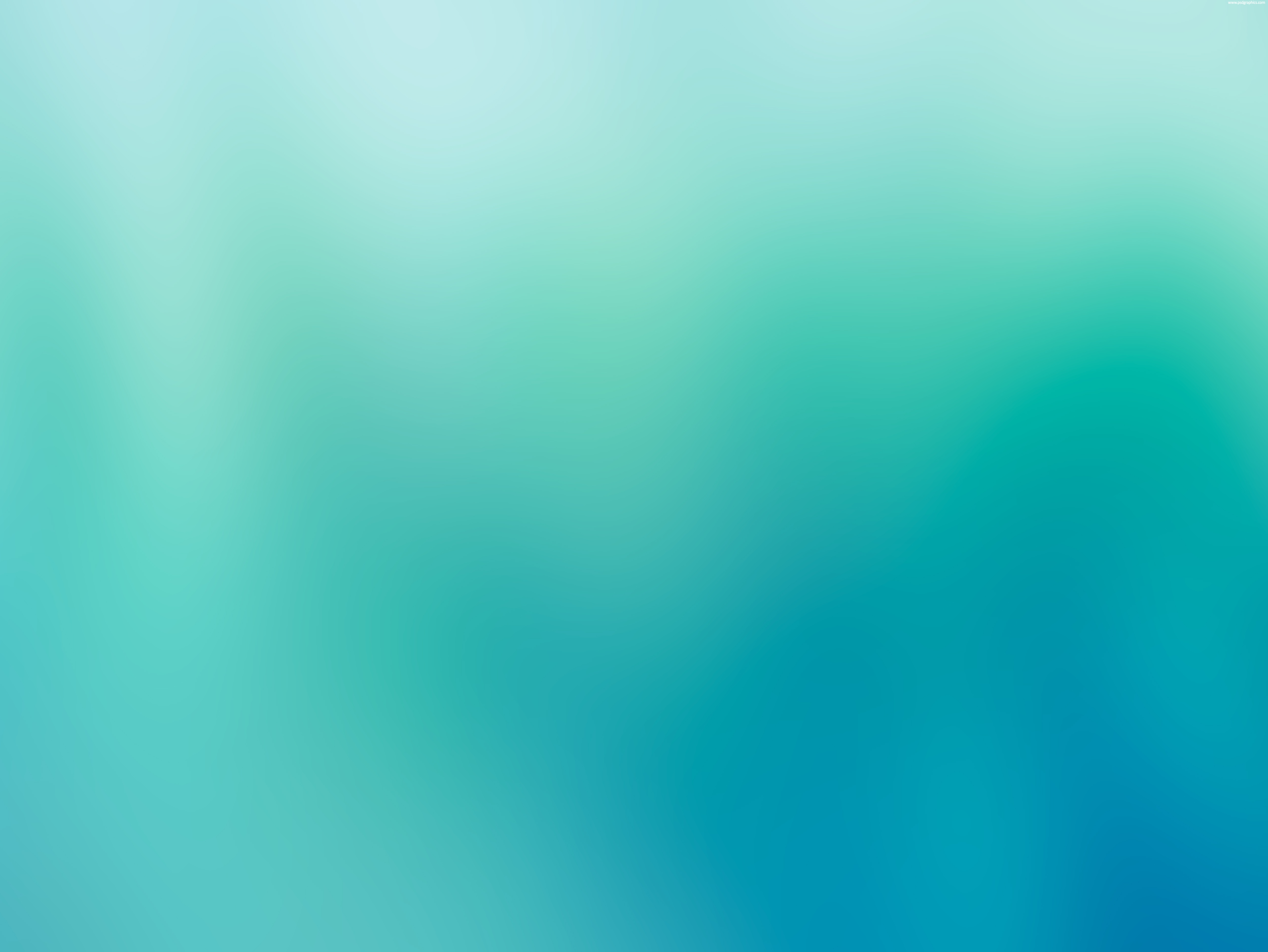 Turquoise Background Turquoise Blur