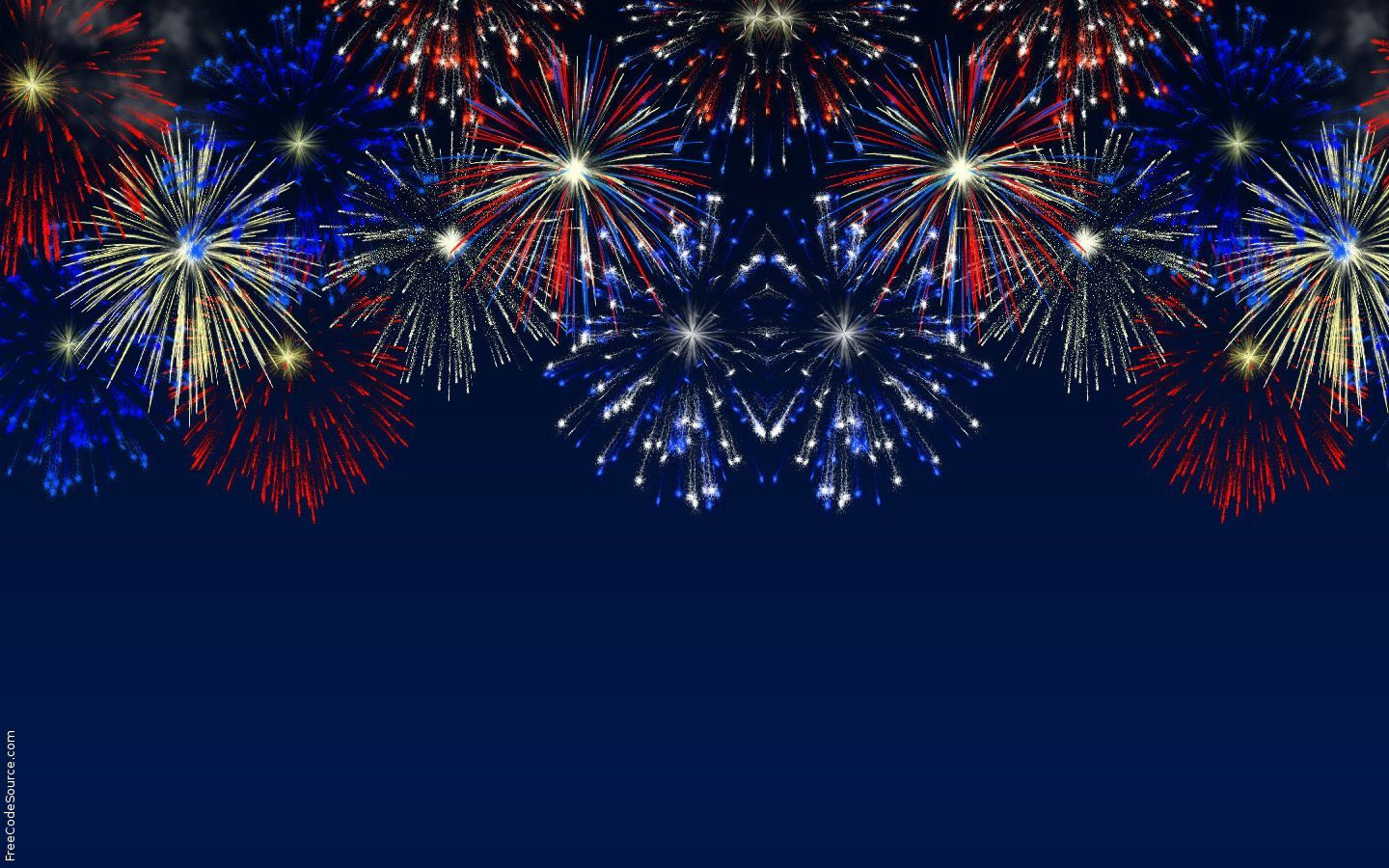 Fireworks Background - PowerPoint Backgrounds for Free ...