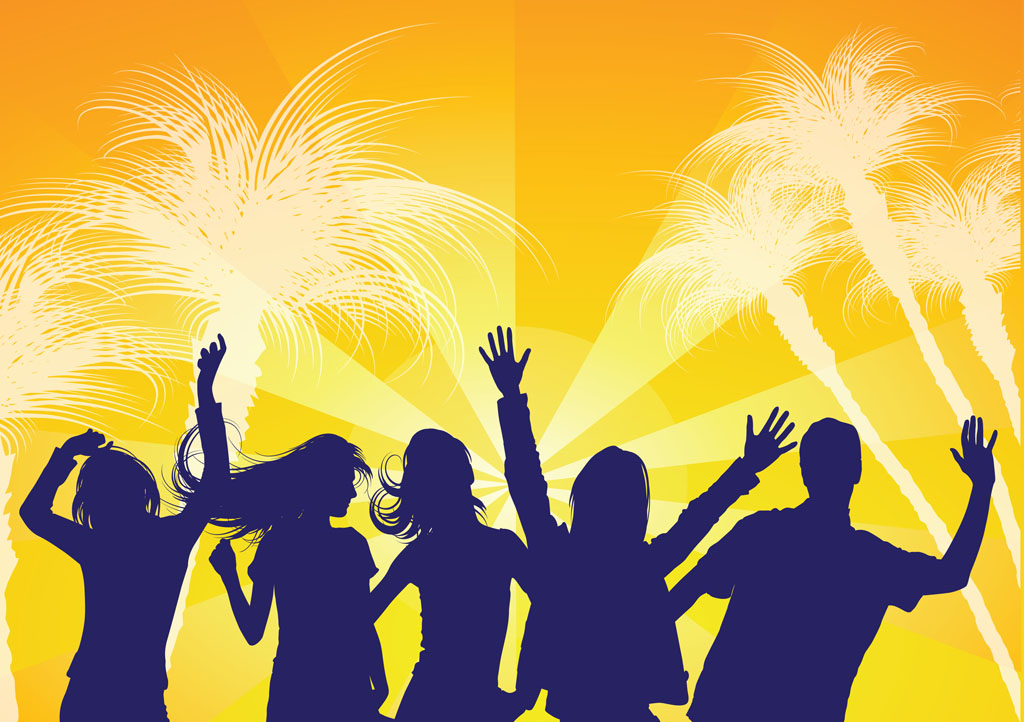 Pics Photos  Party Flyer Background
