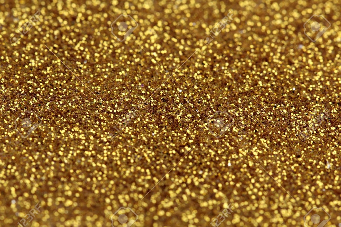 Pink And Gold Glitter Background Pink and gold glitter