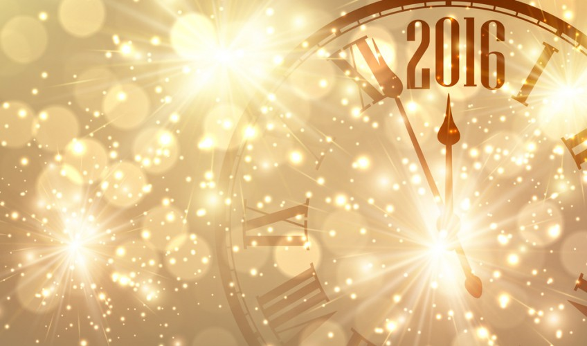 2016 New Years Eve Backgrounds – Happy Holidays!