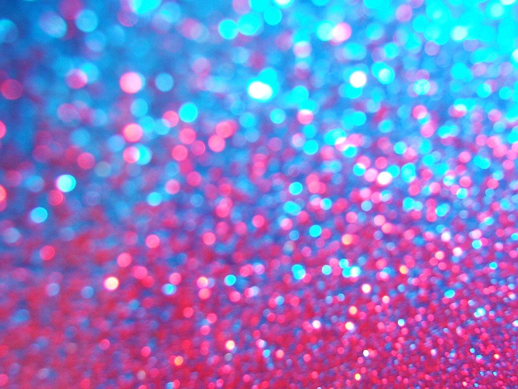 HD Glitter Wallpaper PowerPoint