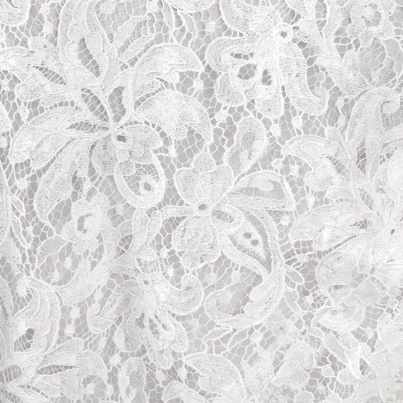 Wedding White Lace Background Stock Photo, Picture And Royalty