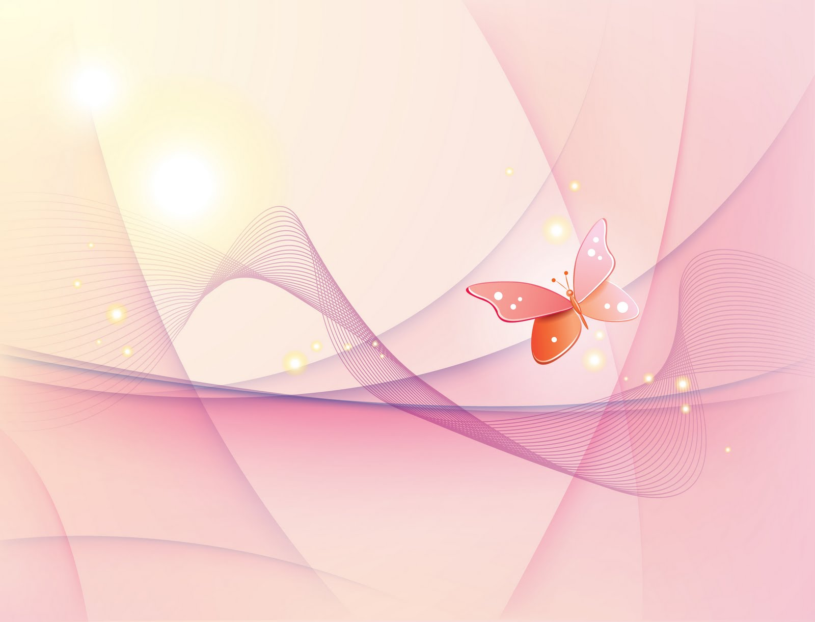 Butterfly Background Powerpoint Powerpoint Backgrounds For Free