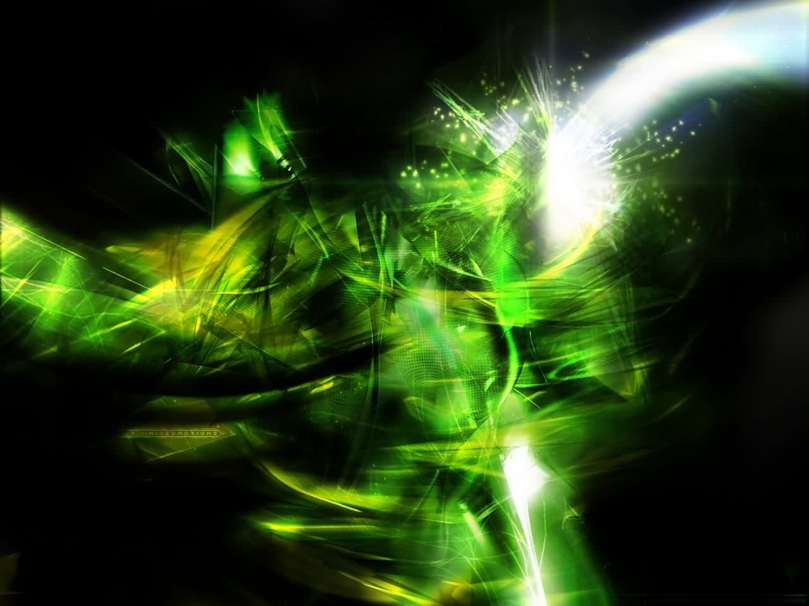 abstract green wallpaper images