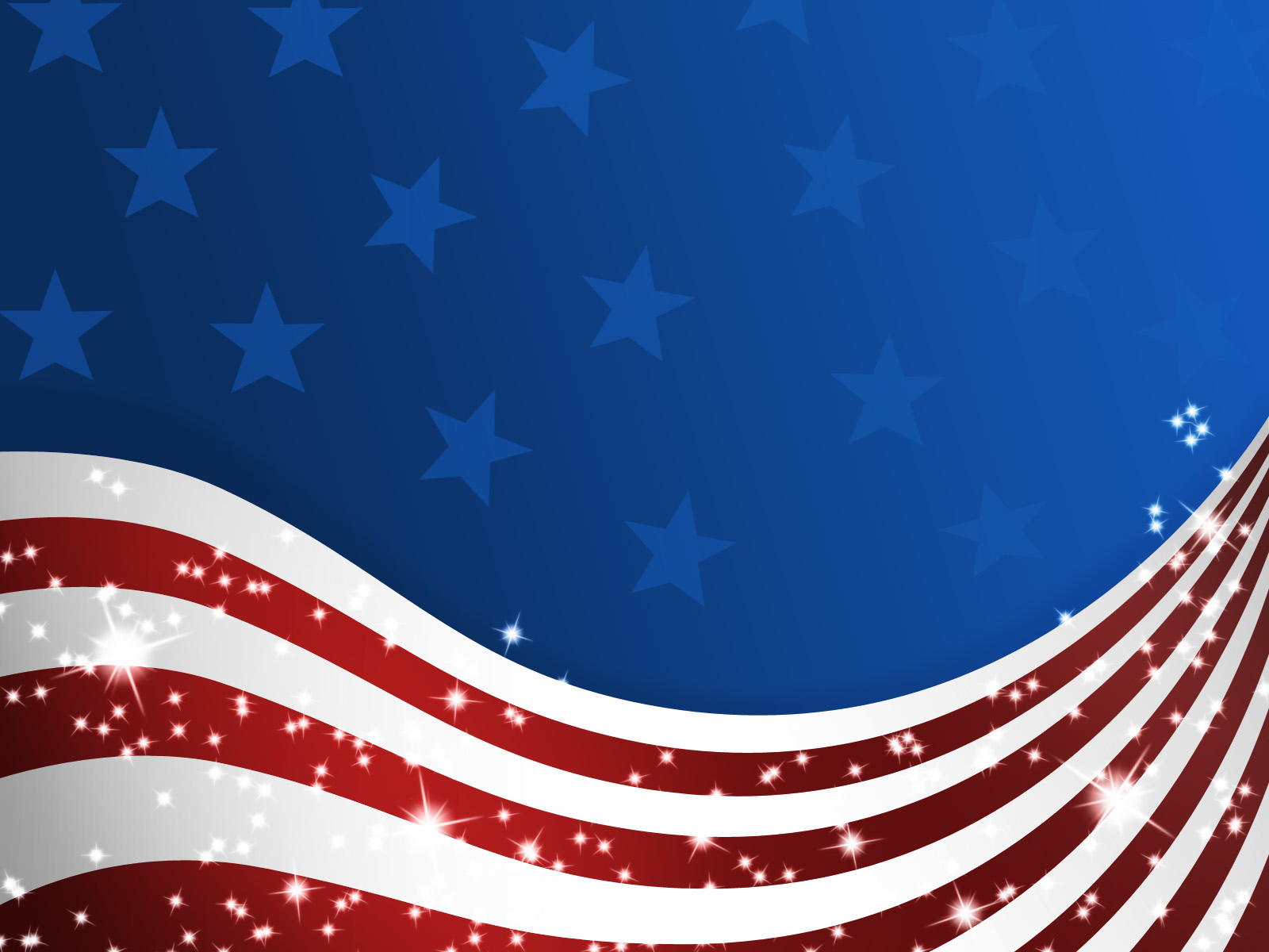 American Flag Powerpoint Background flag ppt backgrounds