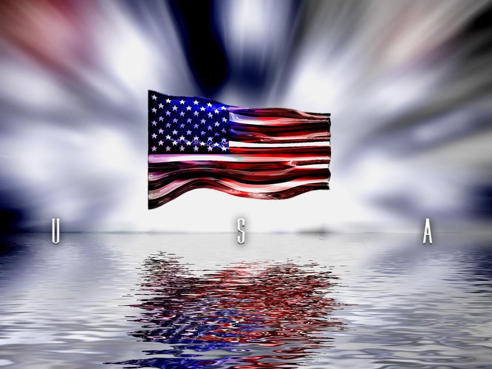 american flag free download business