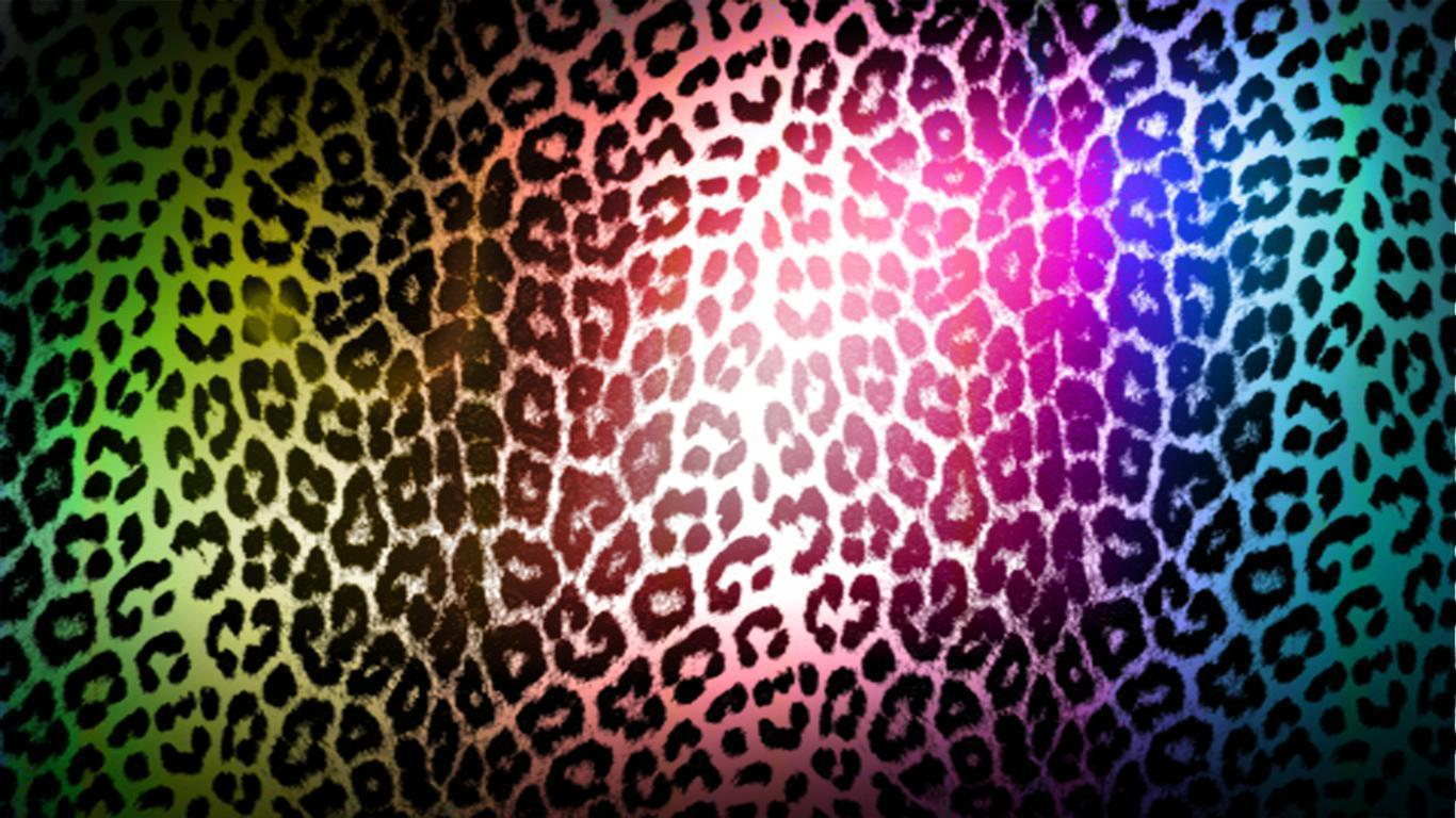 animal print desktop colotful background