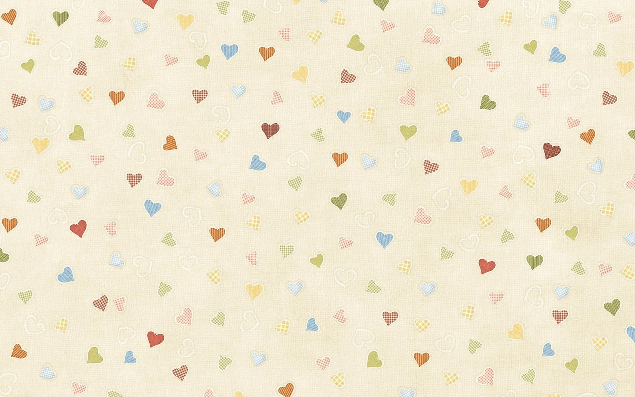 best heart pattern wallpaper