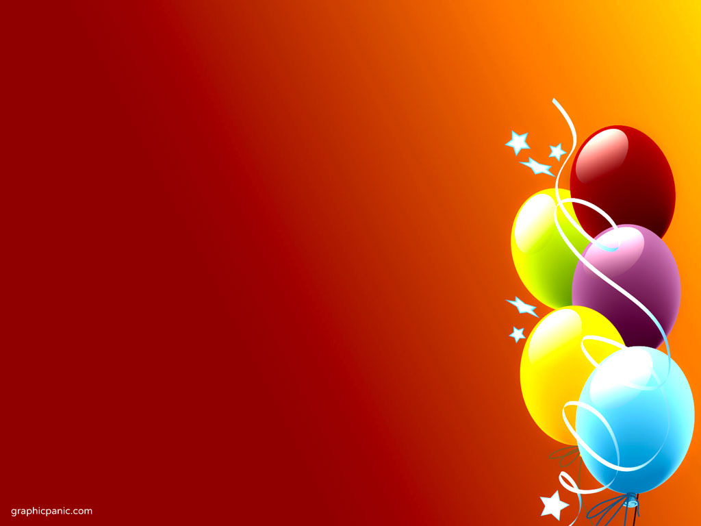 Birthday Background Ppt Powerpoint Backgrounds For Free