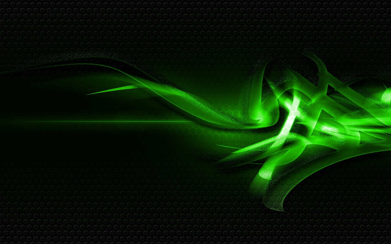 black and green abstract hd wallpaper