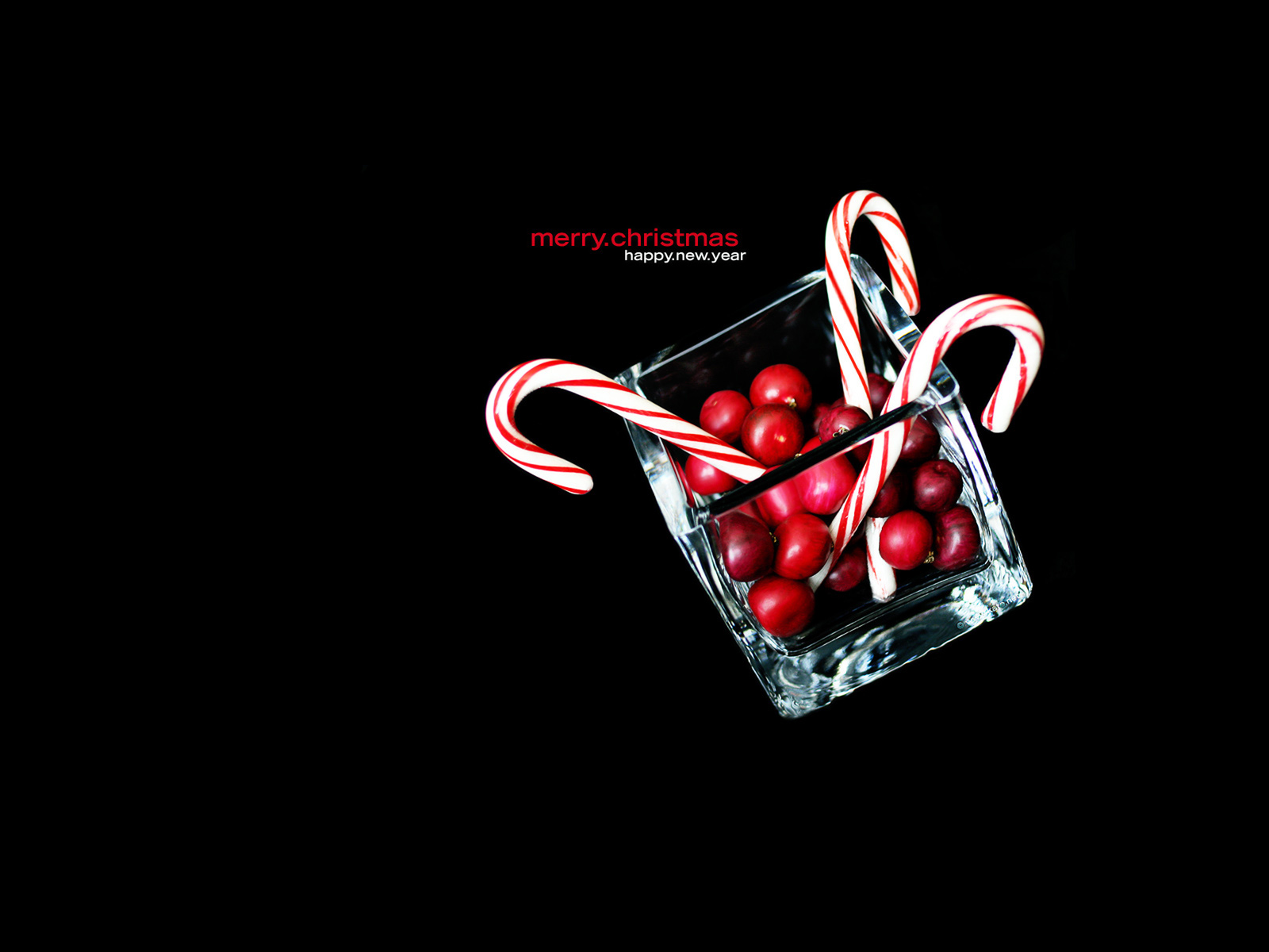 black christmas candy cane wallpaper hd