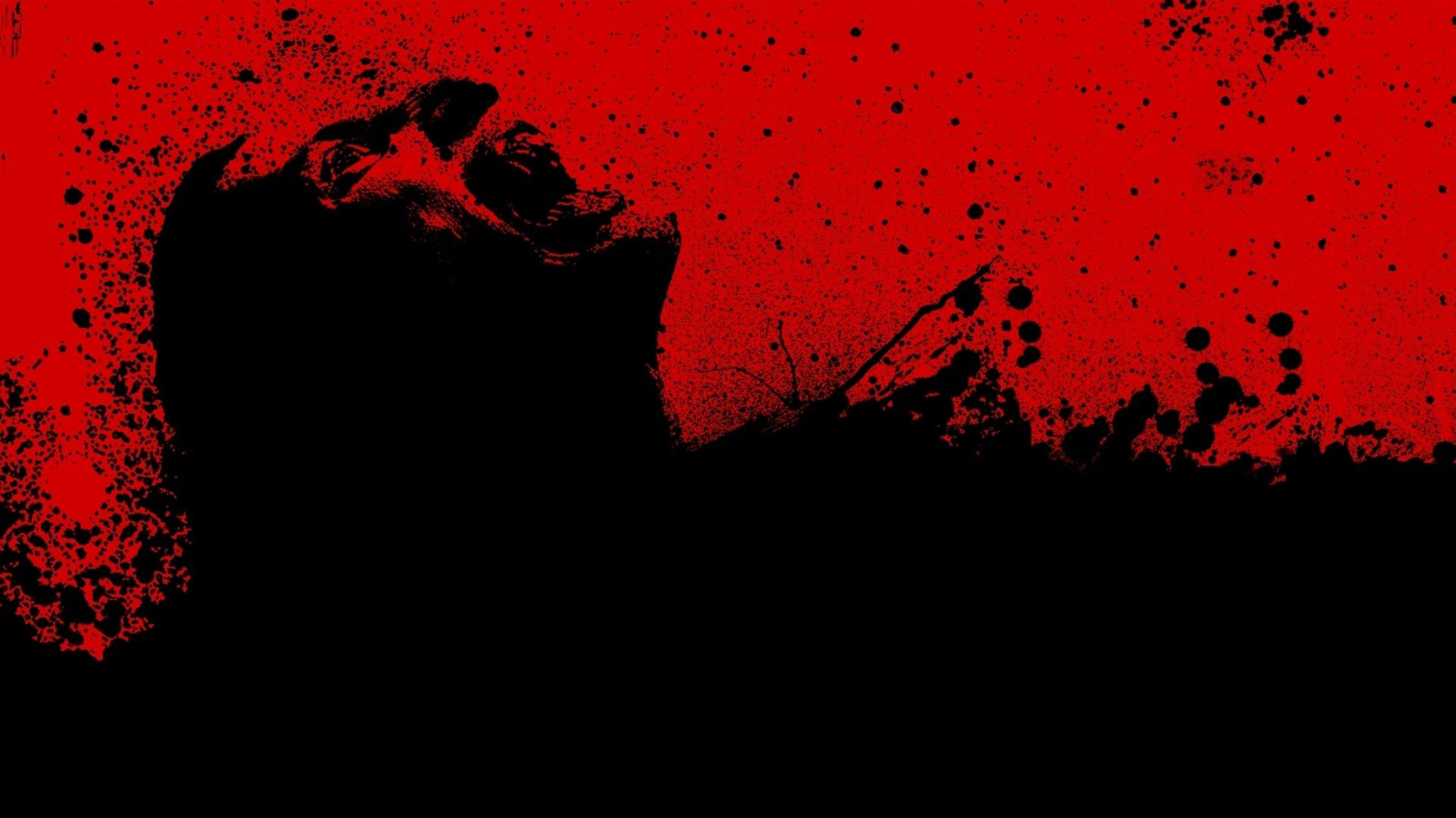 Wallpaper High Resolution Blood Desktop