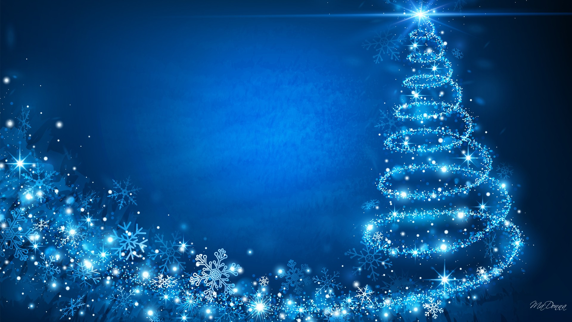 blue christmas background wallpaper images