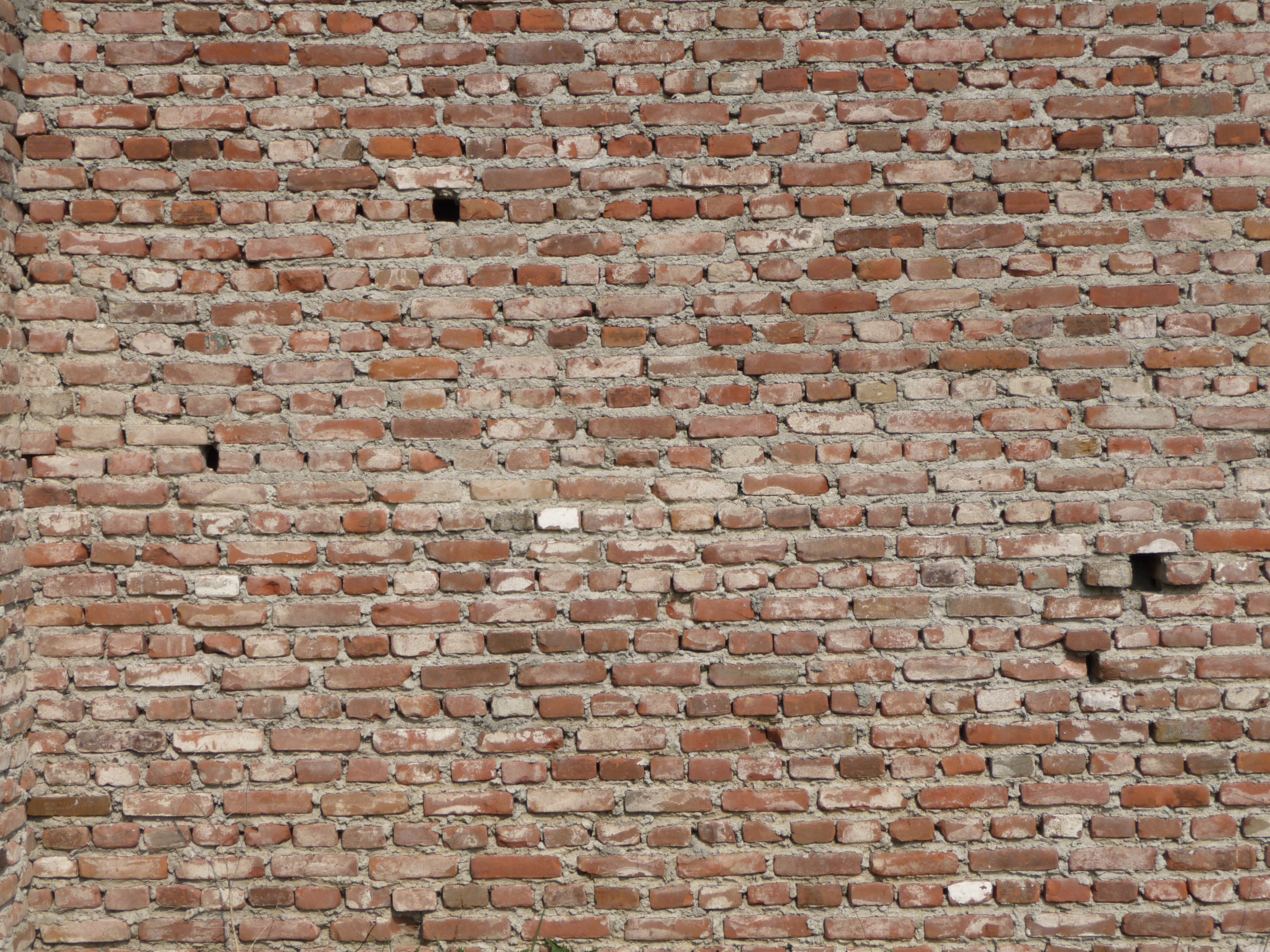 Brick Wall HD Full Wallpaper
