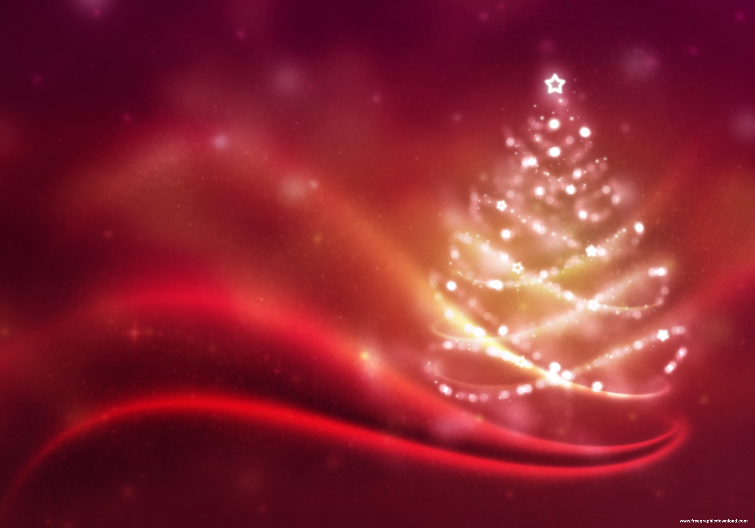 red christmas powerpoint background #615