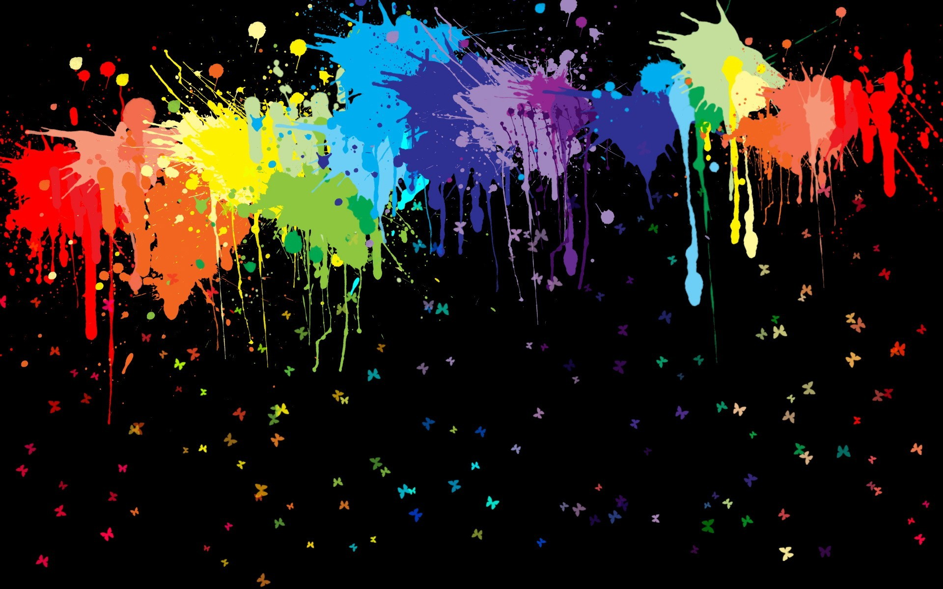 cool paint splatter background textures