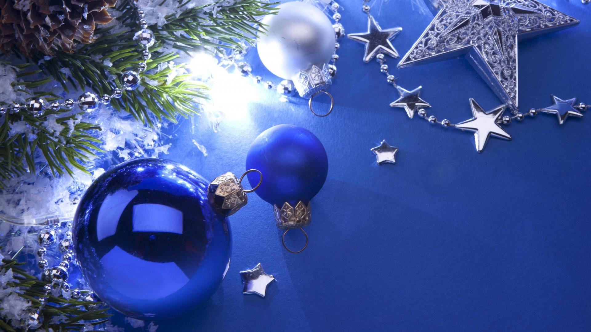 Blue Christmas Background Powerpoint Backgrounds For Free Powerpoint Templates