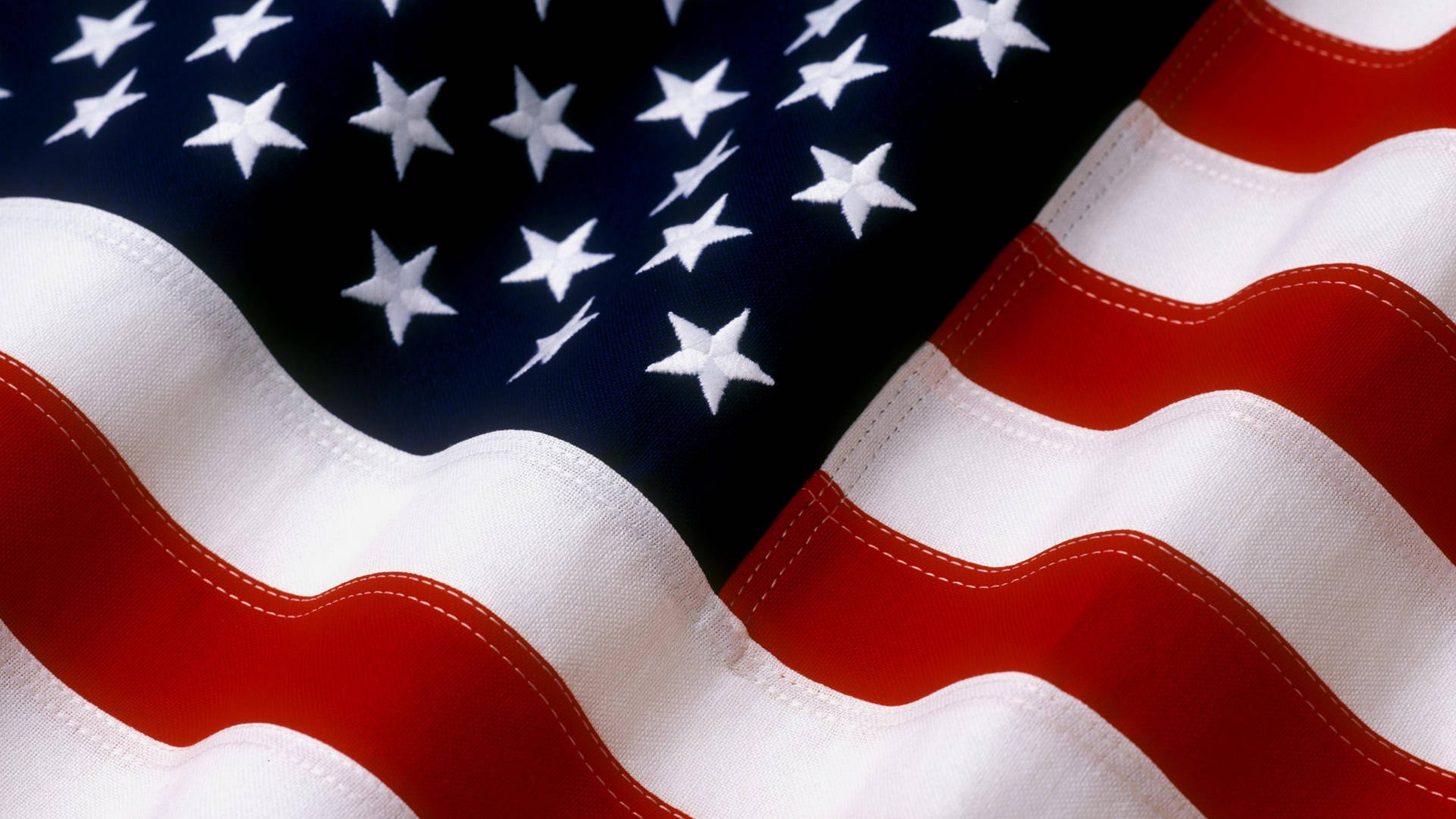 Fantastic American Flag Background