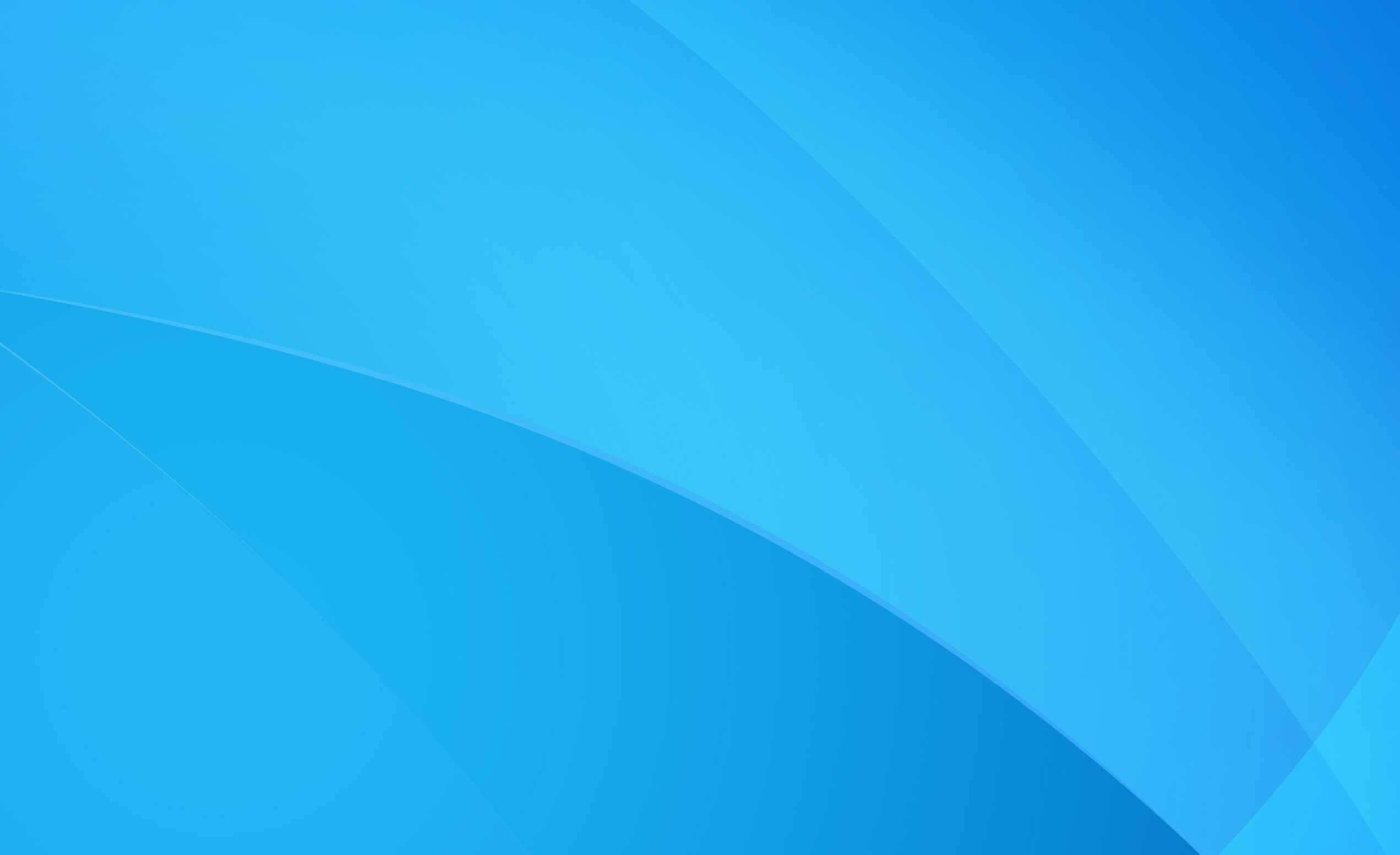 for screen display blue background