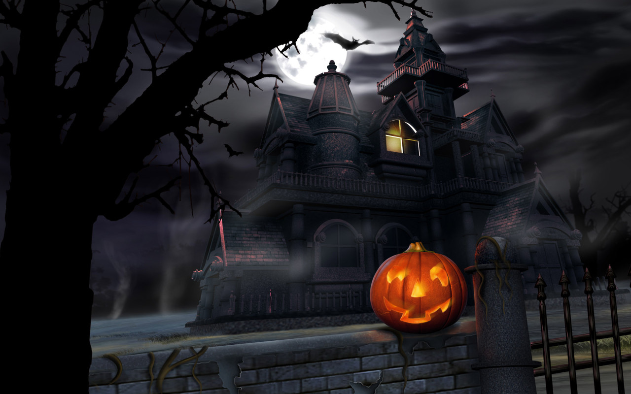 Halloween Powerpoint Background Powerpoint Backgrounds For