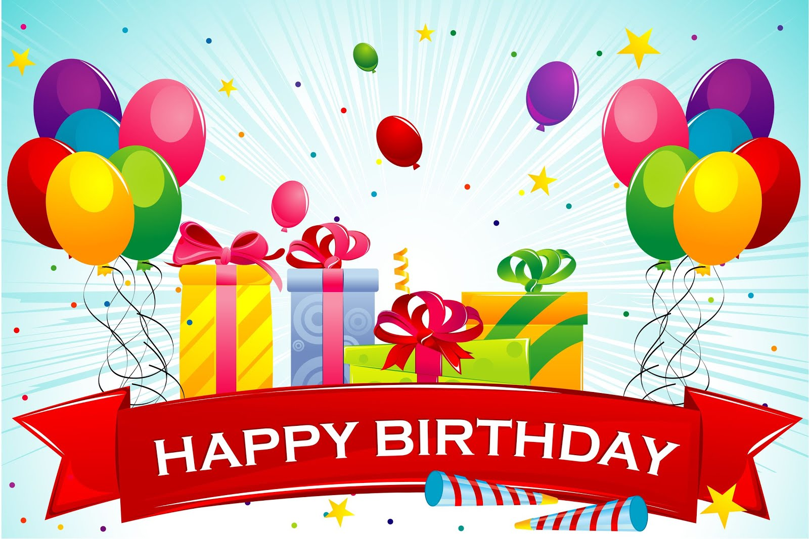 Happy Birthday Ppt Background Powerpoint Backgrounds For