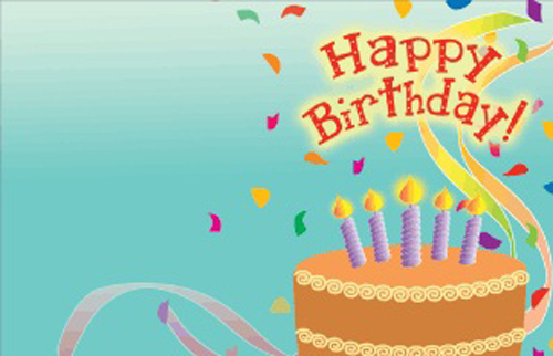 happy birthday ppt background frame hq free download