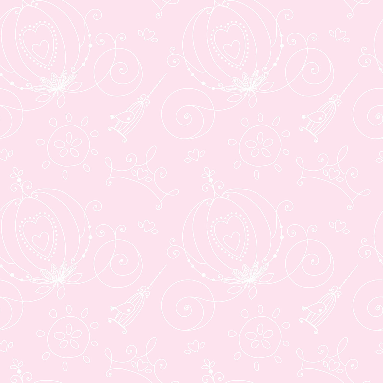 light pastel rose pink ombre background