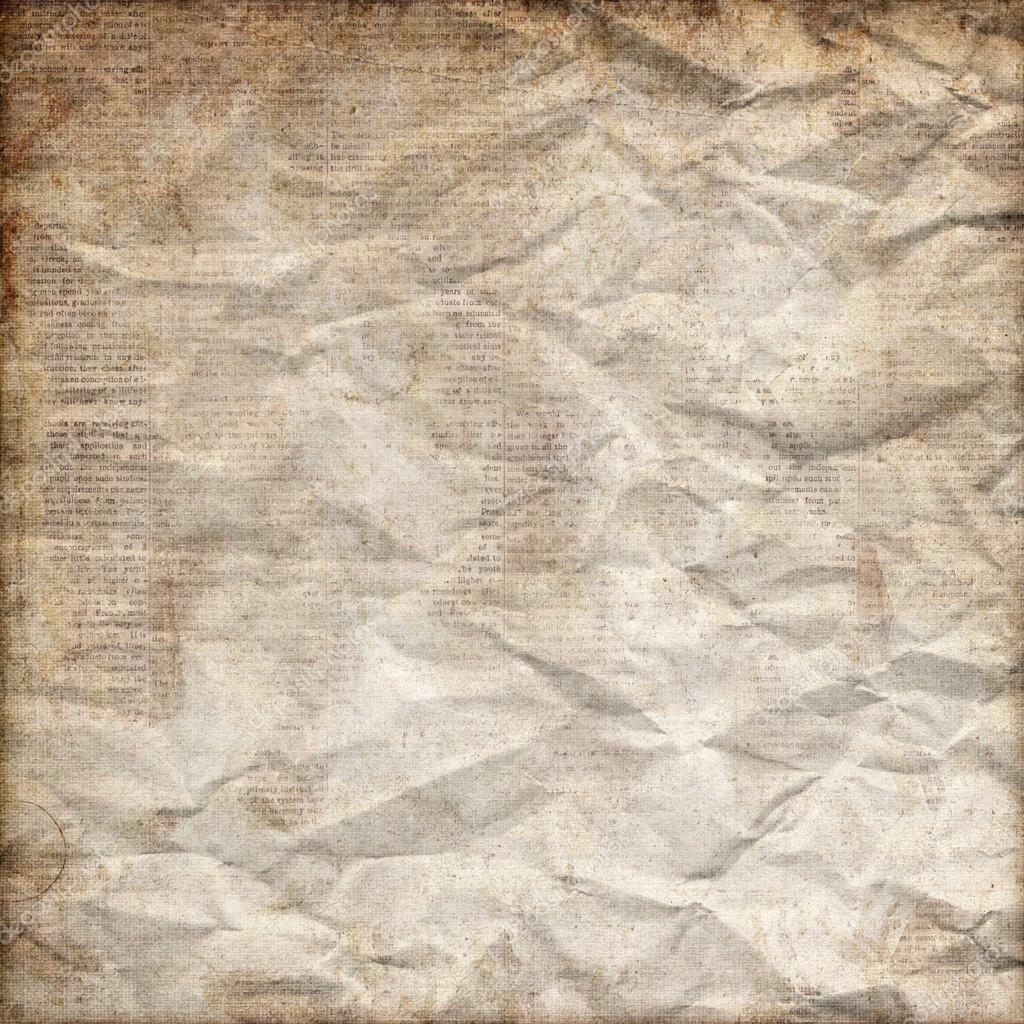 original old newspaper background image