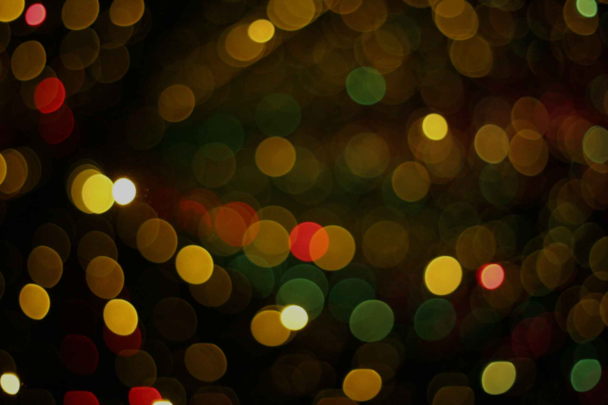 simple bokeh color background