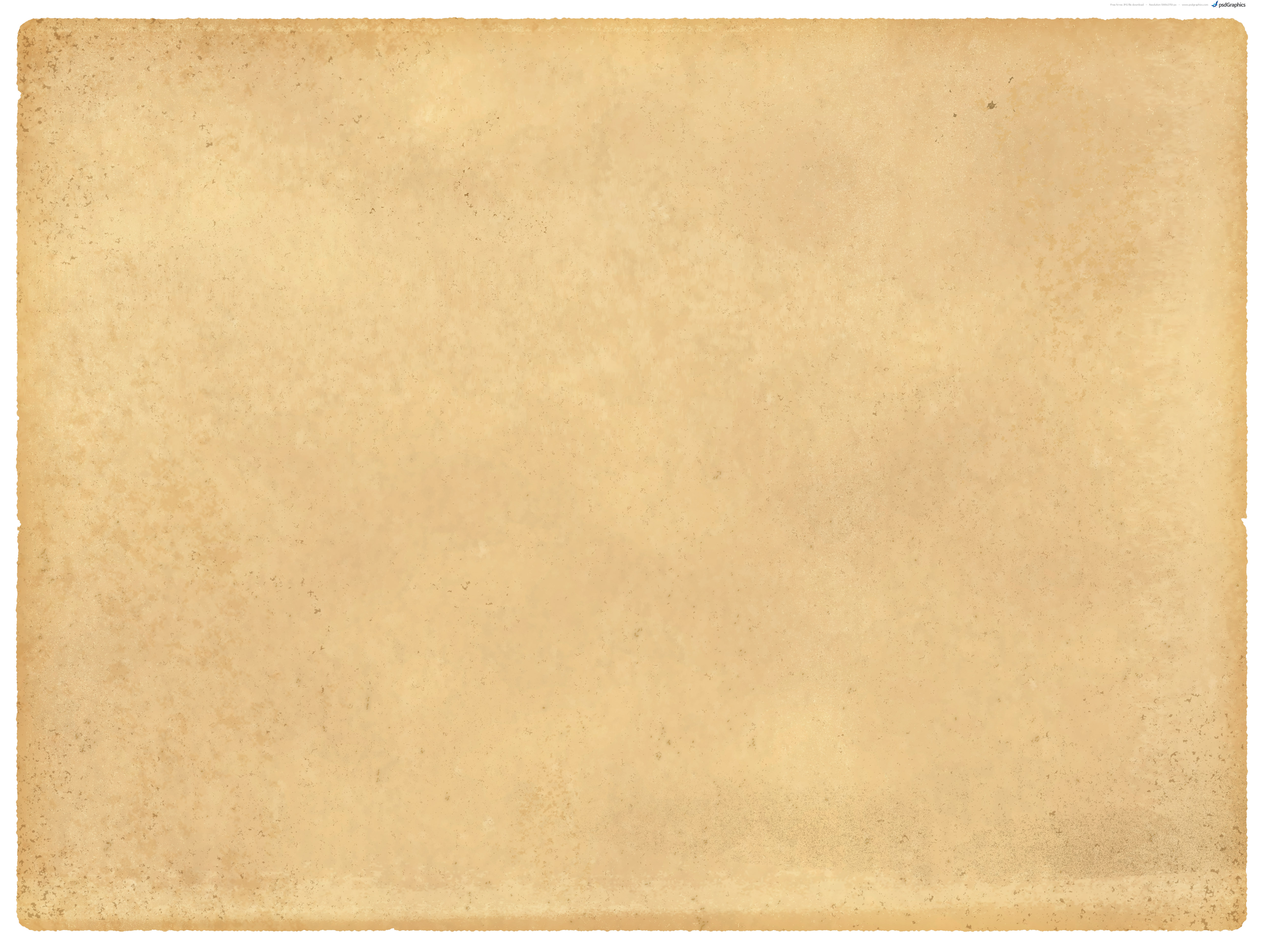 Simple Old Paper Background