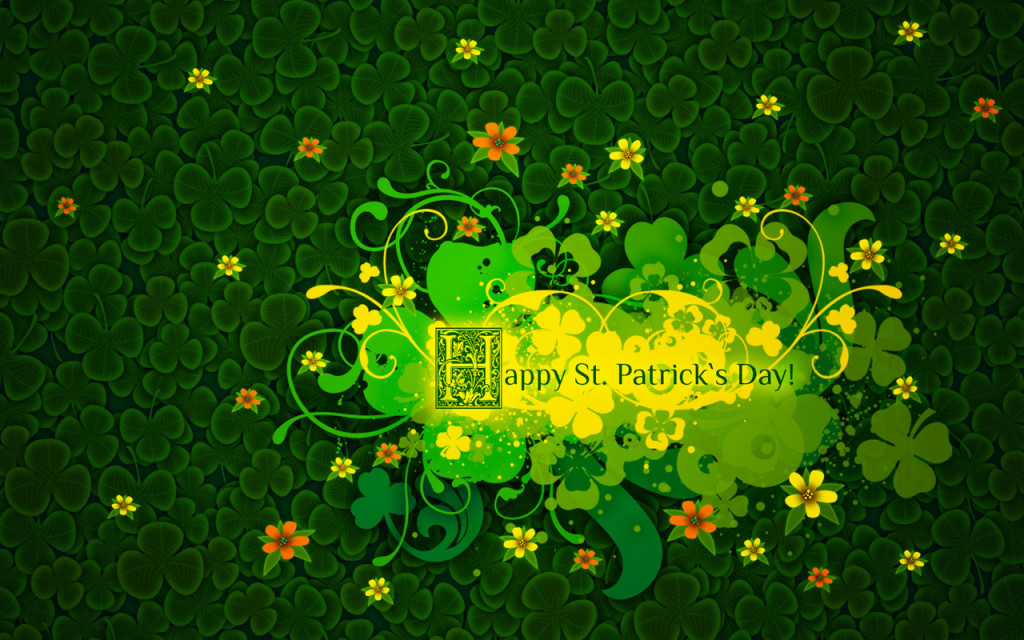 st patricks day desktop wallpaper photo