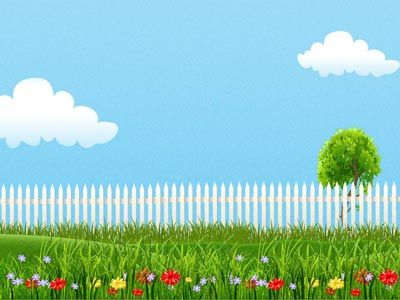 Garden Background - PowerPoint Backgrounds for Free ...