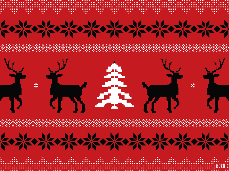 Christmas Sweater Background.Ugly Sweater Background Powerpoint Backgrounds For Free
