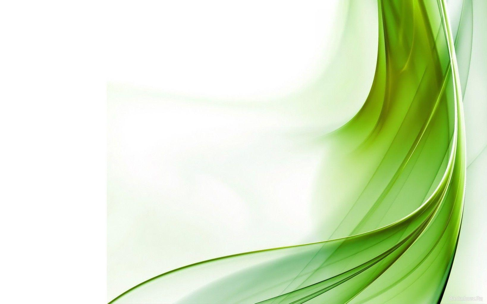 white abstract green wallpaper