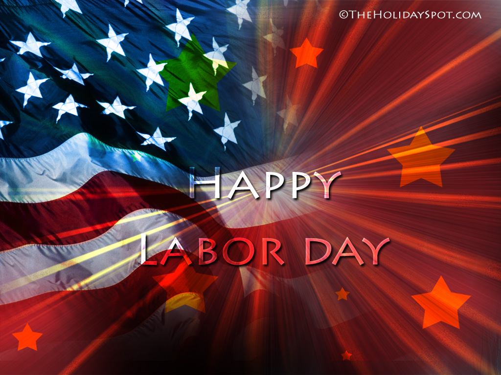 wonderful labor day wallpaper
